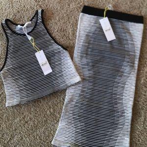 Bcbg Generation Two Piece Set/Outfit